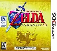 The Legend of Zelda: Ocarina of Time 3D [Nintendo 3DS] from Nintendo