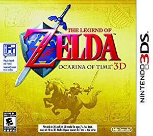 The Legend of Zelda: Ocarina of Time 3D [Nintendo 3DS] from Nintendo