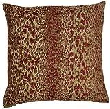 Van Ness Studio Purrfect Decorative Throw Pillow, Red