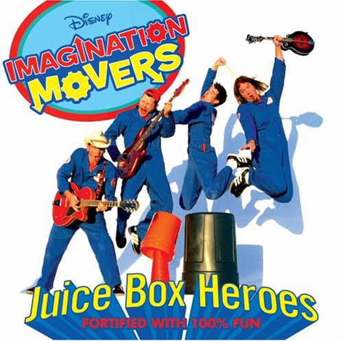 Imagination - Juice Box Heroes - Zortam Music