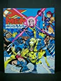 img - for X-MEN Poster Magazine (Vol. 1 #3) book / textbook / text book