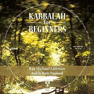 Kabbalah for Beginners Audiobook