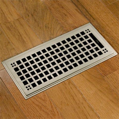 Floor registers for Wood floor register 8 x 10