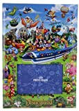 Disneyland Resort Mickey and Friends Attractions LARGE Photo Album w/ Photo Window - Disney Parks Exclusive & Limited Availability