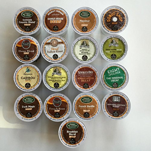 Top Brand K-Cup Decaf Variety Pack 36 Count (Tullys Italian Roast Decaf K Cups compare prices)