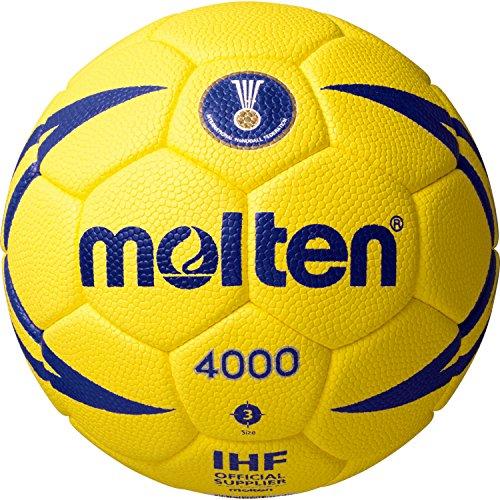 molten(モルテン) ヌエバX4000 ハンドボール3号 屋内用 [ 国際公認球・検定球 ] H3X4000