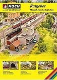 NOCH 71910 parte y accesorio de juguet ferroviario - partes y accesorios de juguetes ferroviarios (Scenery, Cualquier marca)