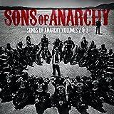 Songs Of Anarchy Vol. 2 & 3 - Seasons 5-6 (2-LP Set, Clear Vinyl)
