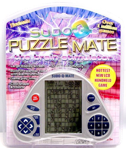Sudoku for Kids Hand Held Electronic Game