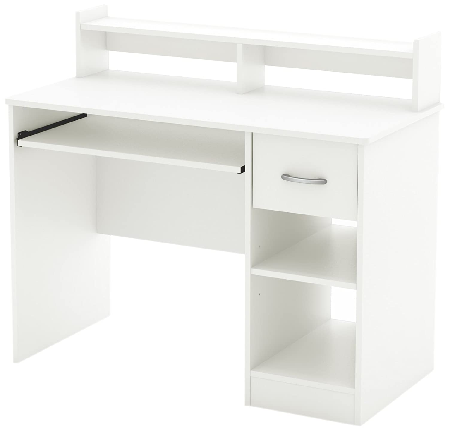 South Shore Axess Collection Desk, Pure White $69.99