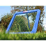 RAPID FIRE TYPHOON Baseball Rebound Pitchback Net (42x42) - Amazing training aid for ages... by Net World Sports