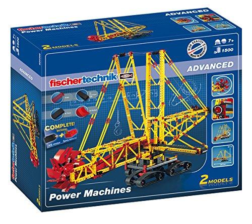 Fischertechnik 520398 Power Machines