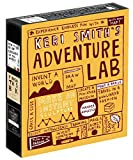 Keri Smith's Adventure Lab: A Boxed Set of How to Be an Explorer of the World, Finish This Book, and The Imaginary World of . . .