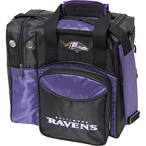 Baltimore Ravens Black Reusable Tote Bag