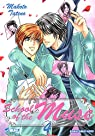 School of the muse, tome 4  par Tateno