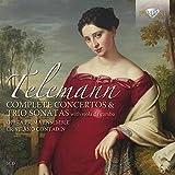 Telemann: Complete Concertos & Trio Sonatas [Box Set]
