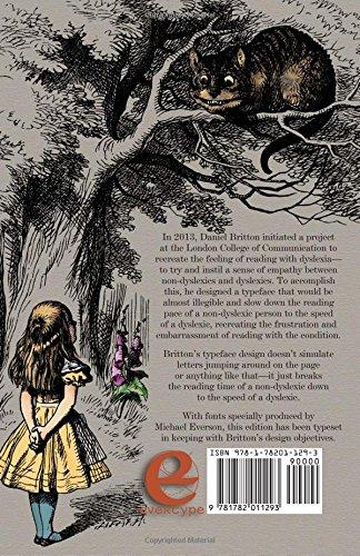 Alice's Adventures in a Dyslexic Wonderland