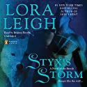 Styx's Storm: A Novel of the Breeds Audiobook by Lora Leigh Narrated by Brianna Bronte