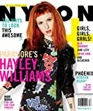 Nylon Magazine (April 2013) Hayley Williams (Paramore)