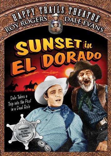Happy Trails Theatre: Sunset In El Dorado