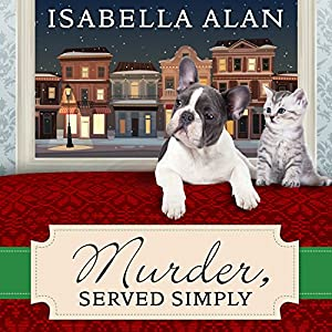 Murder, Served Simply Audiobook