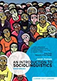 An Introduction to Sociolinguistics (3rd Edition)