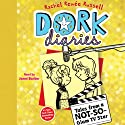 Dork Diaries 7: Tales from a Not-So-Glam TV Star (       UNABRIDGED) by Rachel Renée Russell Narrated by Jenni Barber