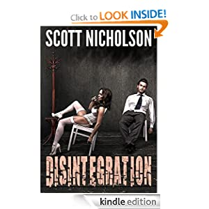 Disintegration: A Mystery Thriller
