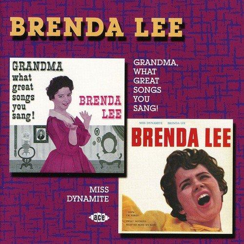 Lee, Brenda - Grandma What Great Songs You Sang! / Miss Dynamite - Zortam Music
