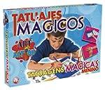 Falomir 646454 - Juego Tatuajes M�gic...