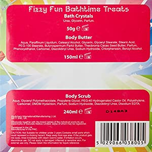 swizzels fizzy fun bathtime treats