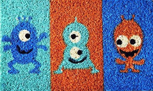 Kinder Fußmatte aus Kokosfasern,