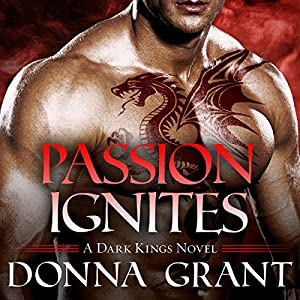 Dark Kings Series #7 - Donna Grant