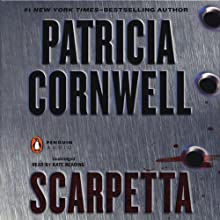 Scarpetta (       UNABRIDGED) by Patricia Cornwell Narrated by Kate Reading
