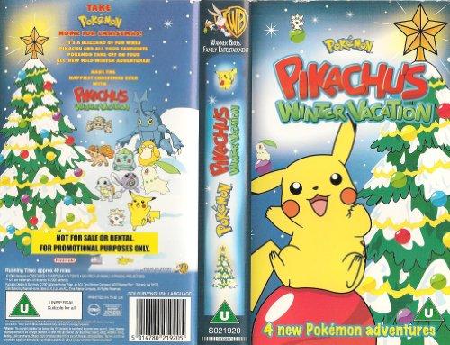 Pokemon - Pikachu's Winter Vacation