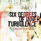 Six Degrees Of Inner Turbulence by WARNER JAPAN