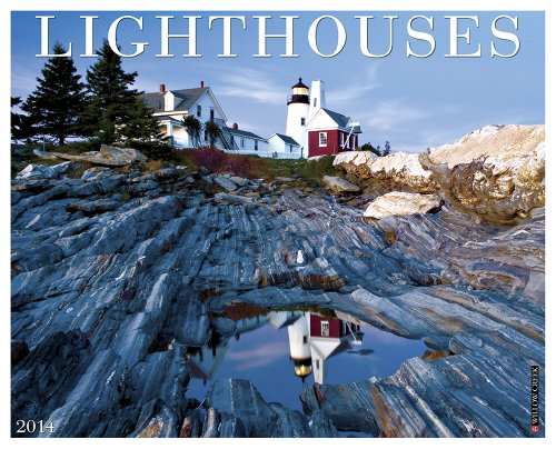 Lighthouses Calendar 2014