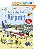 Airport (Usborne Sticker Books)