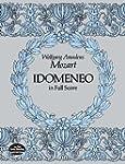Mozart Wa Idomeneo Full Score (Dover...