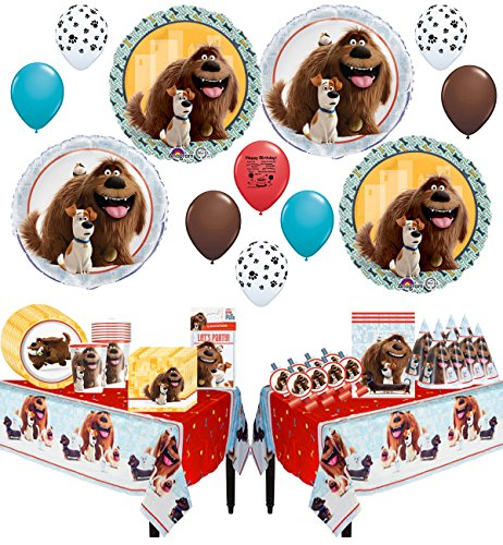 Secret Life of Pets Birthday Party Supply Pack