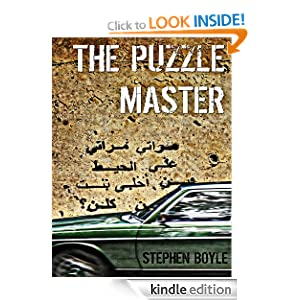 The Puzzle Master Stephen Boyle
