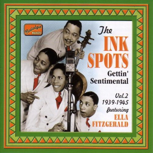 The-Ink-Spots-Vol-2-Gettin-Sentimental-Original-Recordings-1939-1945-Ink-Spo