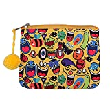 #7: The Crazy Me Quirk Up Makeup/Coin Pouch 15 by 12 cm