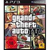 "Grand Theft Auto IV - [PlayStation 3]von ""Rockstar Games"""