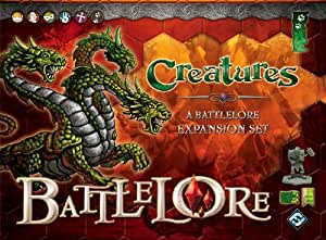 Fantasy Flight Games BL11 - BattleLore: Creatures