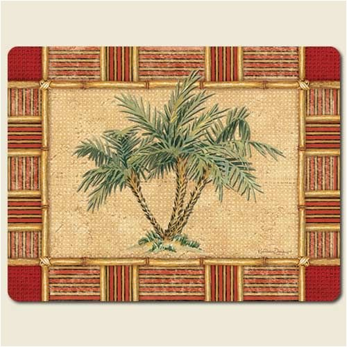 Placemats ~ Palm Tree ~ set of 4 corkboard 11.5 x 15 inch placemats ~ code 282 - Buy Placemats ~ Palm Tree ~ set of 4 corkboard 11.5 x 15 inch placemats ~ code 282 - Purchase Placemats ~ Palm Tree ~ set of 4 corkboard 11.5 x 15 inch placemats ~ code 282 (Artworks Home Accents, Home & Garden, Categories, Kitchen & Dining, Kitchen & Table Linens, Place Mats, By Style, Country Rustic)