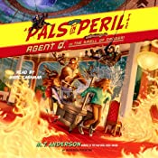 Agent Q, or the Smell of Danger!: A Pals in Peril Tale | M. T. Anderson
