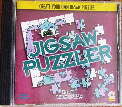 Jigsaw Puzzler CD for Windows 95/98