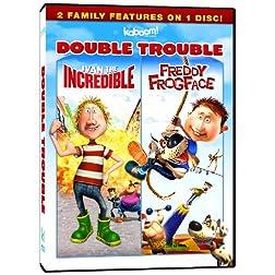 Kaboom Double Trouble: Ivan & Freddy