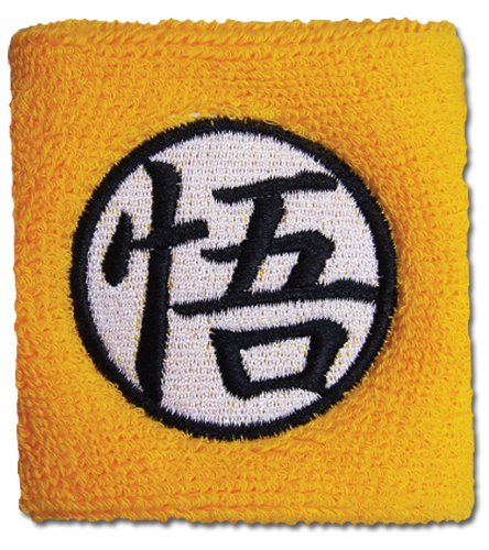Dragon Ball Z: Goku's Symbol Sweatband
